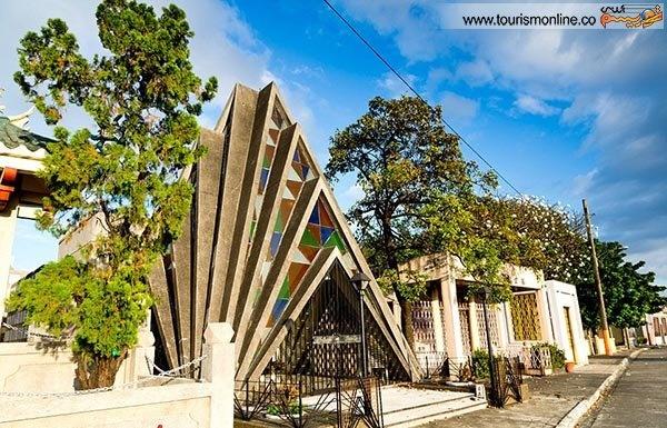 جاذبه مجهزترین و متفاوت ترین قبرستان دنیا برای توریست ها!
