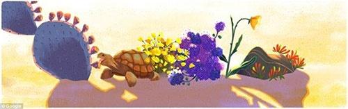 لوگوهای گوگل برای روز زمین را ببینید/هشدار برای اینکه به فکر سیارهمان باشیم!