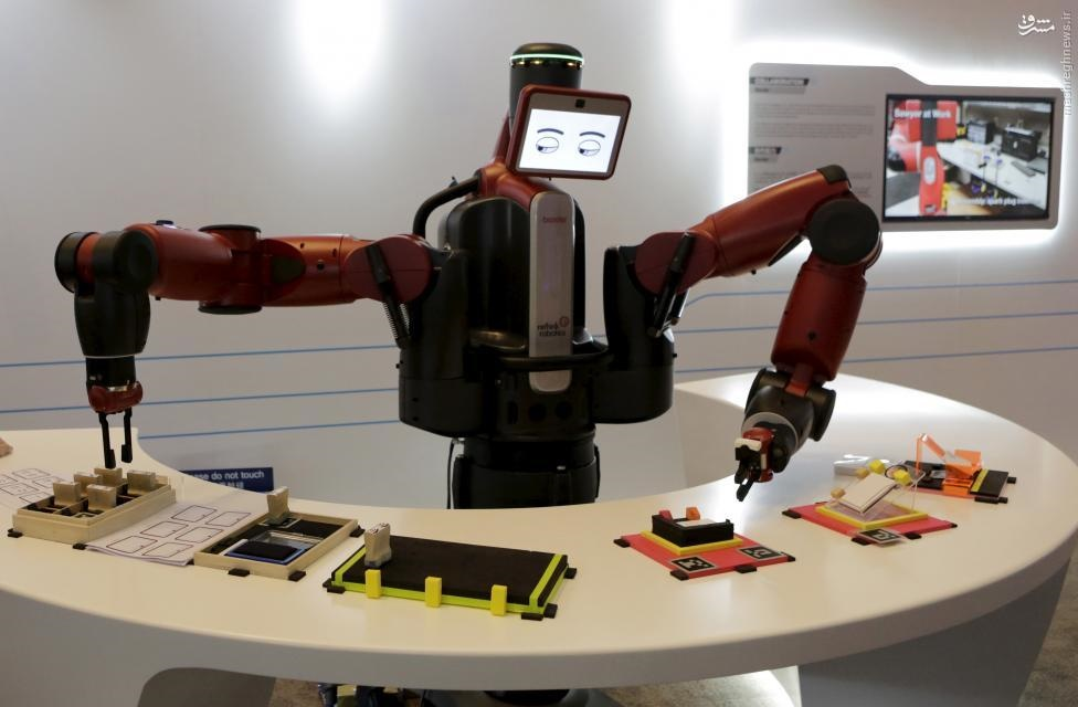 رباتهای کارگر،جای انسانها را میگیرند