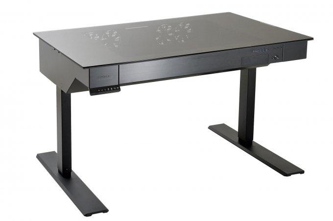 تصاویری از میزی که کامپیوتر هم هست