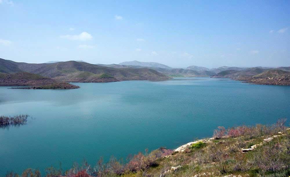 افزایش حجم آب ذخیره شده در سد طرق