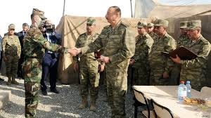 قرهباغ صحنه درگیری ترکیه و روسیه؟