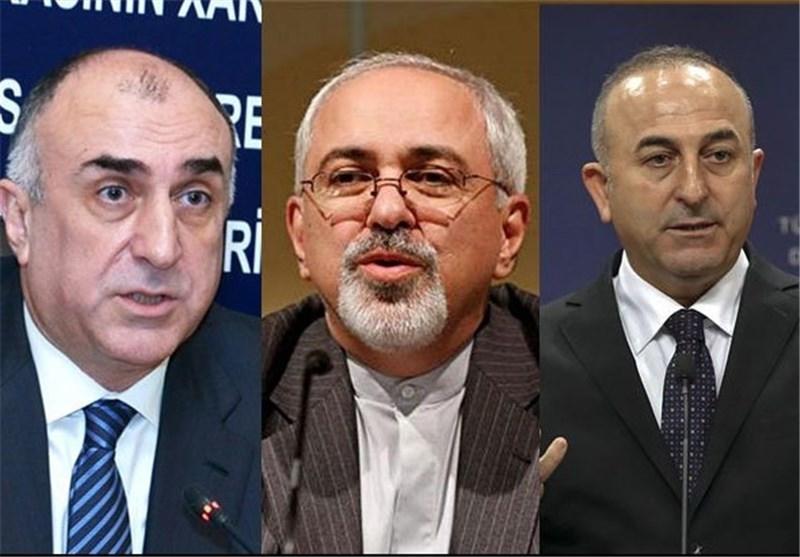 بیانیه پایانی نشست ۳ جانبه ایران-ترکیه-آذربایجان در رامسر منتشر شد