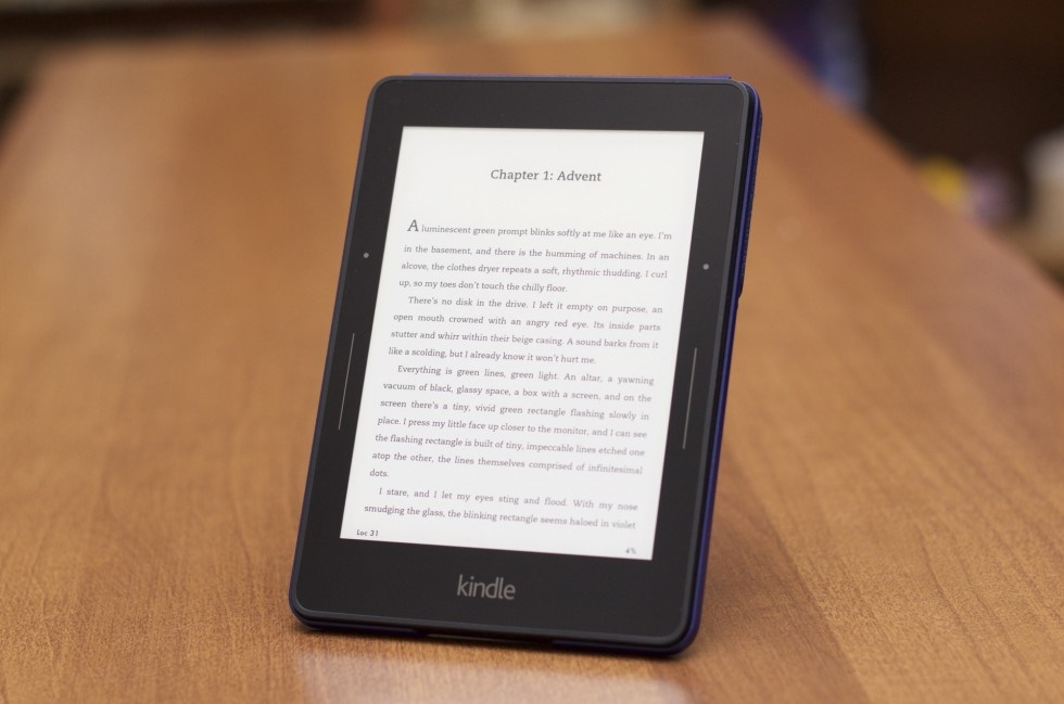 کتابخوان الکترونیکی کیندل جدید هفته آینده رونمایی میشود