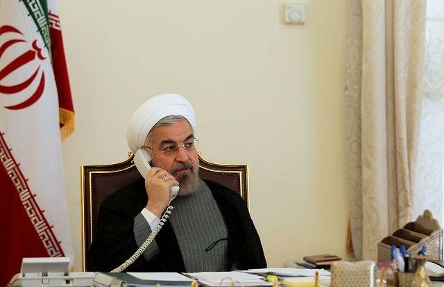 روحانی در تماس با روسای جمهور آذربایجان و ارمنستان:تهران خواهان بازگشت آرامش و ثبات به منطقه است