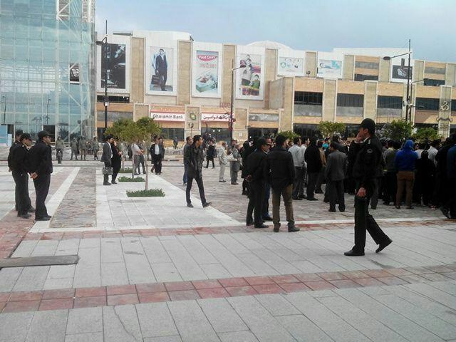 تعطیلی شهر رویایی پدیده و اعتراض صدها طلبکار/ هیات مدیره جدید قول همکاری داد