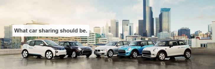 سرویس جدید و استثنایی کرایه اتومبیل بی ام و با اپلیکیشن مخصوص