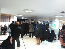 معاون فنی معاونت درمان وزارت بهداشت خبر داد: افتتاح یک بیمارستان هزار تخت خوابه در جنوب تهران