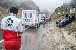 ۱۸ روز امداد و نجات ۳۴۱۷ مسافر نوروزی/جزئیات سیل و کولاک در کشور