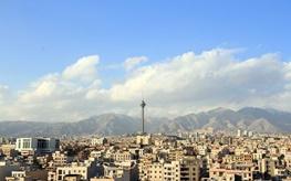 رکوردشکنی کیفیت هوای تهران در فروردین ماه ۹۵/ حال هوای پایتخت رو به بهبود است