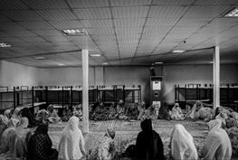 کمپ ترک اعتیاد شفق تعطیل شد/ انتقال ۱۸۵ زن معتاد متجاهر به مرکز بهاران