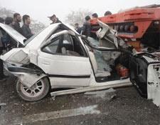 جمعبندی تصادفات نوروز 95 از سوی پلیس/ شدت تصادف کاهش یافت/ سرعت غیرمجاز در صدر تخلفات