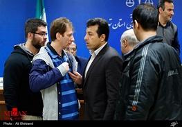 بابک زنجانی حسن نیت نشان داد