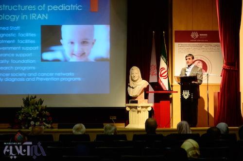 تصاویری از دومین کنگره دوسالانه بینالمللی آنکولوژی کودکان/درمان سرطان نیازمند خدمات حمایتی