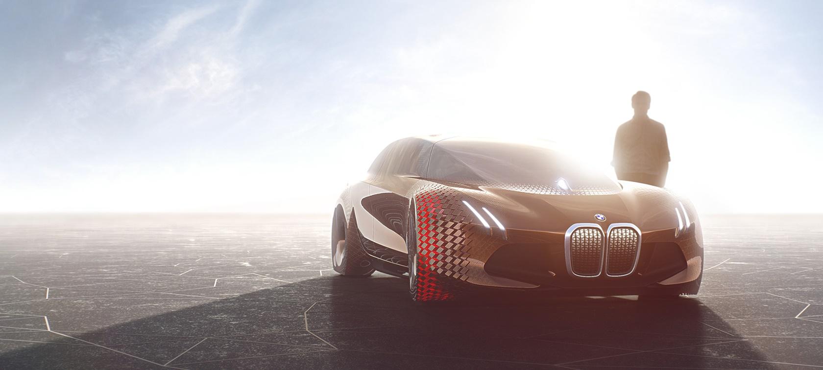 خبر جدید از «i Next» خودروی تمام کامپیوتری بی م و در سال 2021 / عکس