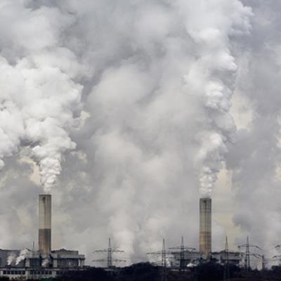 مازوتسوزی در نیروگاهها، آلودگی در شهر تهران