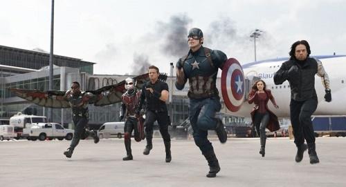 جرج کلونی و جولیا رابرتس هم حریف دیزنی نمیشوند / «کاپیتان آمریکا» در مرز یک میلیارد دلار