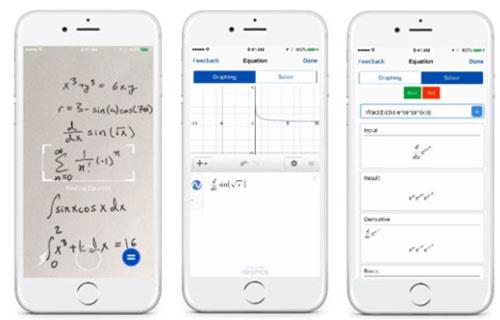 از معادلههای ریاضی عکس بگیرید،این اپلیکیشن حل میکند!