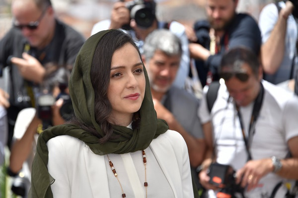 ترانه علیدوستی و شهاب حسینی در جشنواره فیلم کن