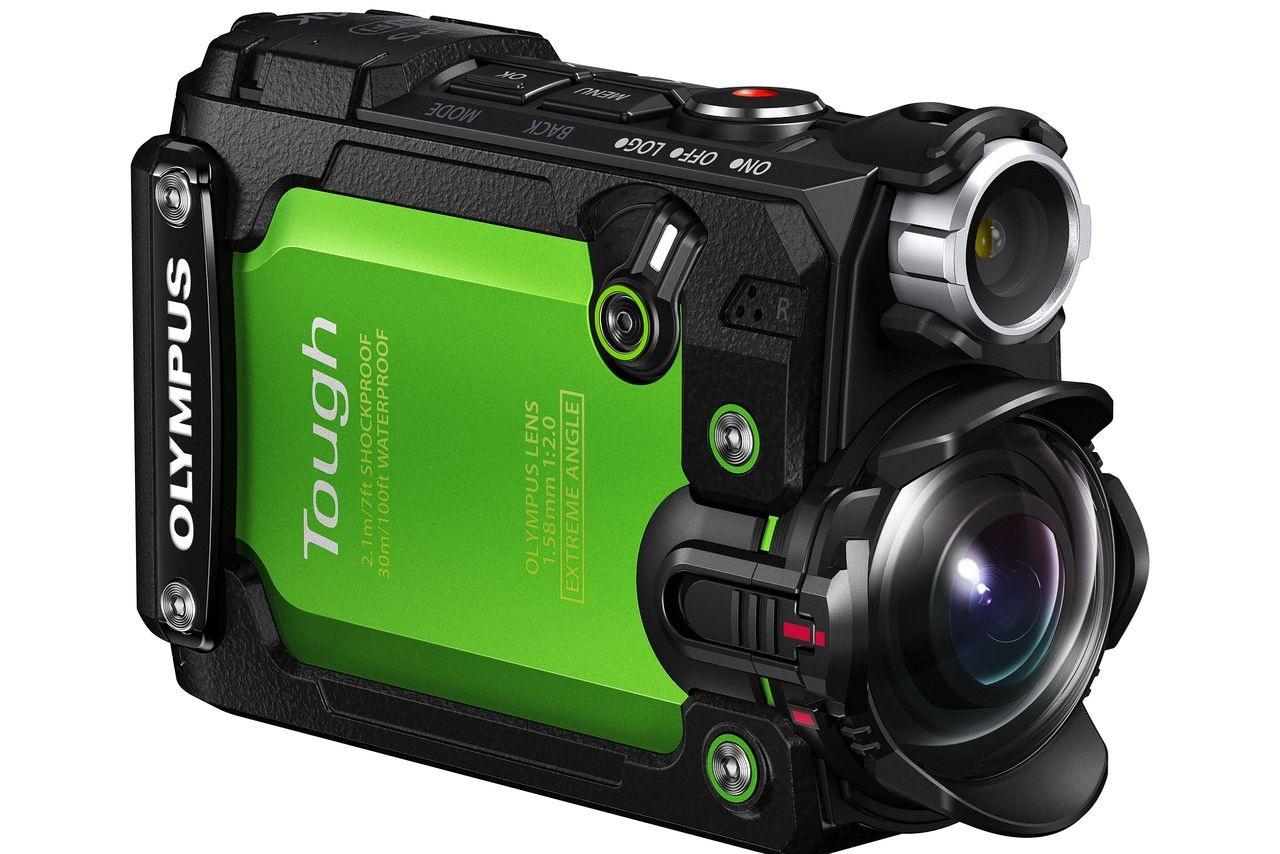 این دوربین 4K را به زمین بکوبید، پرتاب کنید یا داخل آب ببرید؛ اتفاقی برایش نمیافتد