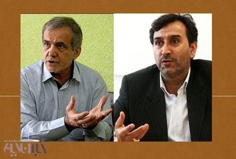 پزشکیان و دهقان نایب رئیس موقت مجلس دهم شدند/تقسیم کرسیهای نایب رئیسی بین دو فراکسیون