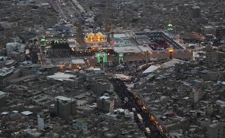 حرم امام کاظم(ع)