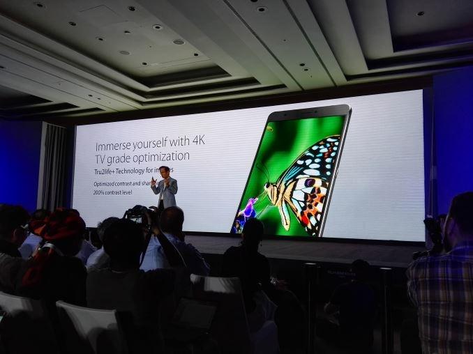 رونمایی از سه گوشی زنفون 3، 3 دولوکس و 3 اولترا در کامپیوتکس تایپه 2016