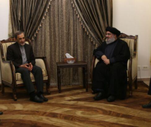 ولایتی در دیدار با سید حسن نصرالله: اقدام برخی کشورهای منطقه بر علیه حزب الله محکوم است