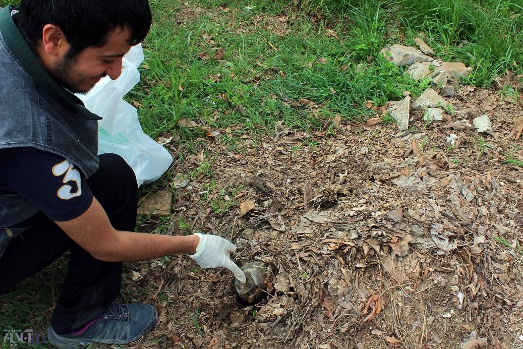 خبرنگاران آذربایجان غربی هم به جمع پاکسازان طبیعت از زباله پیوستند