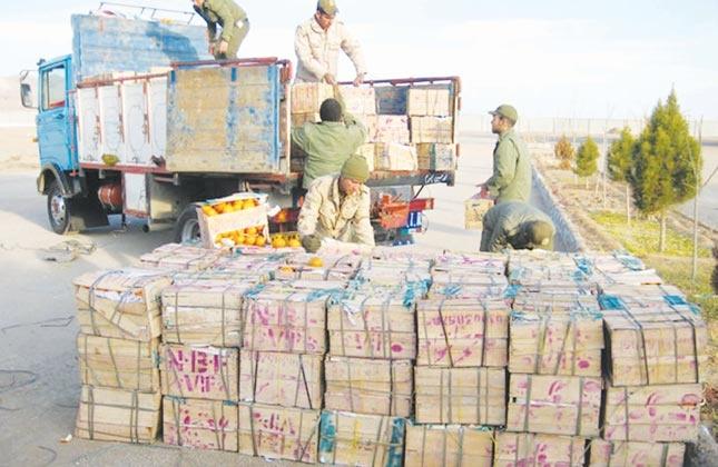 طرحهای گسترده پلیس زنجان برای مبارزه با قاچاق کالا