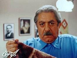 اکران فیلم گاوخونی پس از 12سالعزت الله انتظامی و بهرام رادان به هنر ...