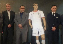 واکنش هواداران به لباس جدید تیم ملی/خیلی زیاد روی آن وقت گذاشته اند؛فقط 10 دقیقه!