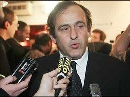 پلاتینی از ریاست یوفا استعفا کرد