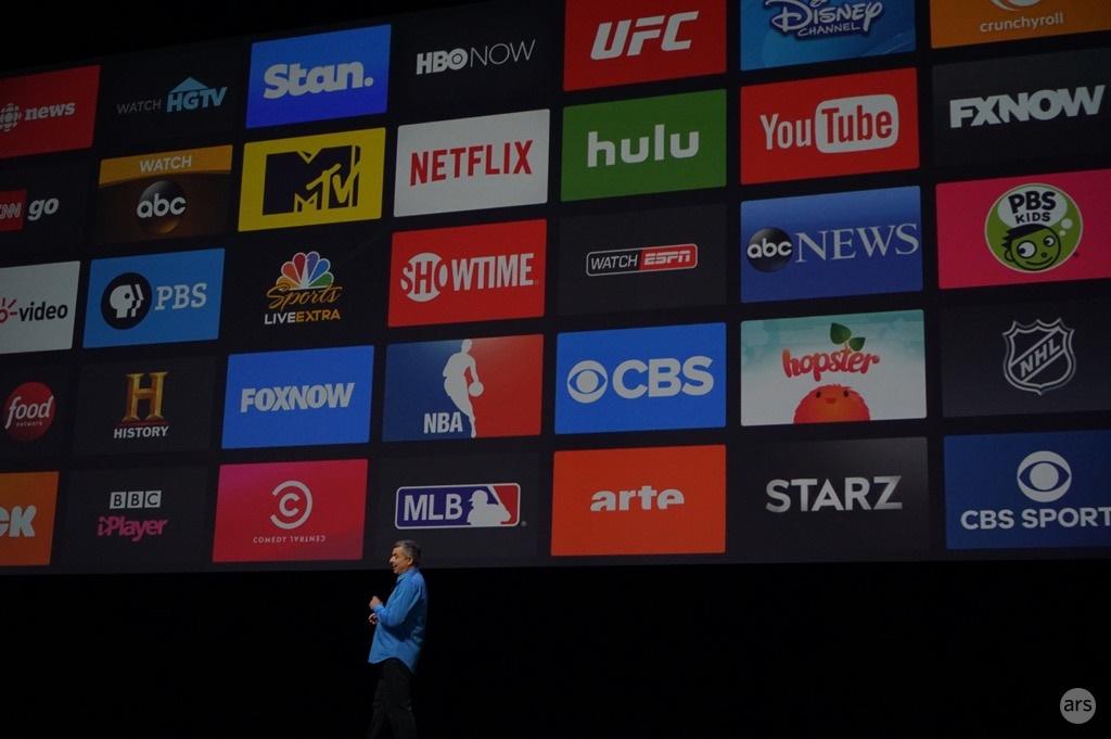 همهچیز درباره سیستمعامل جدید اپل برای تلویزیون tvOS در کنفرانس WWDC 2016