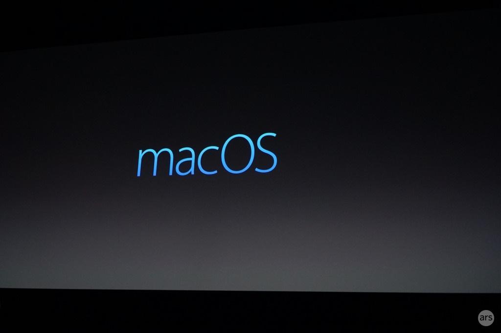 جزییات تبدیل OS X پانزده ساله به Mac OS در کنفرانس WWDC 2016 و ویژگیهای جدید آن