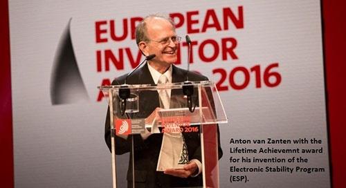 معرفی مخترعان اروپایی برگزیده 2016/از  سیستم کنترل پایدار الکترونیک تا جعبه آزمایش خون فوری