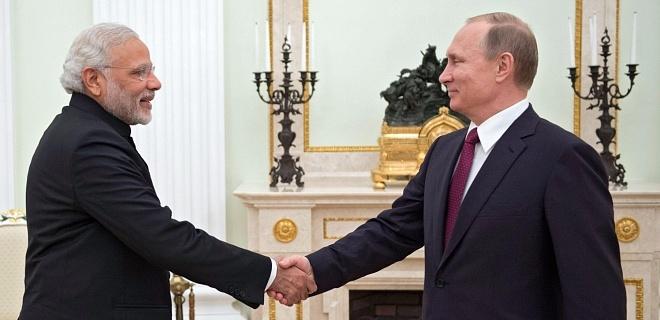 آمریکا بر مشارکت روسیه و هند چه اثری میگذارد؟