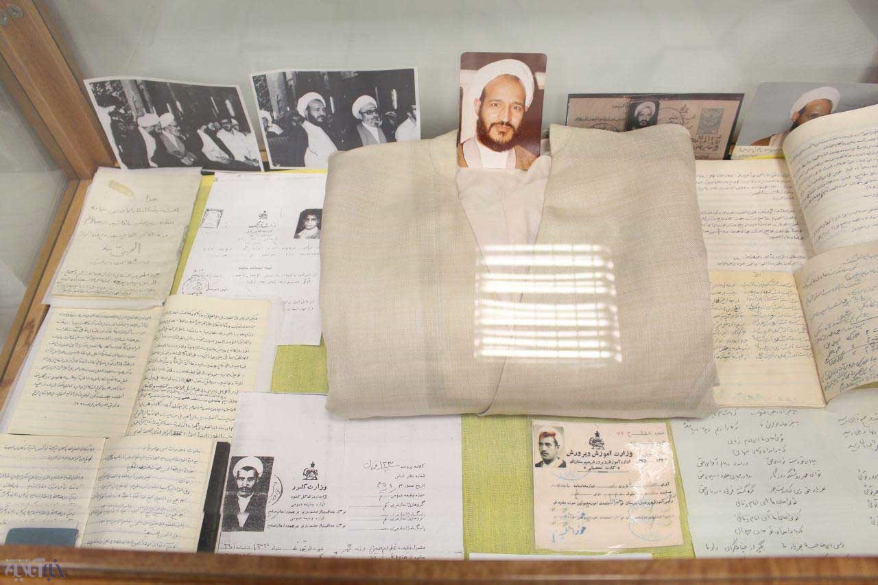 قدم به قدم در موزه شهدای هفت تیر /سردیسهایی برجای مانده از مردان انقلاب