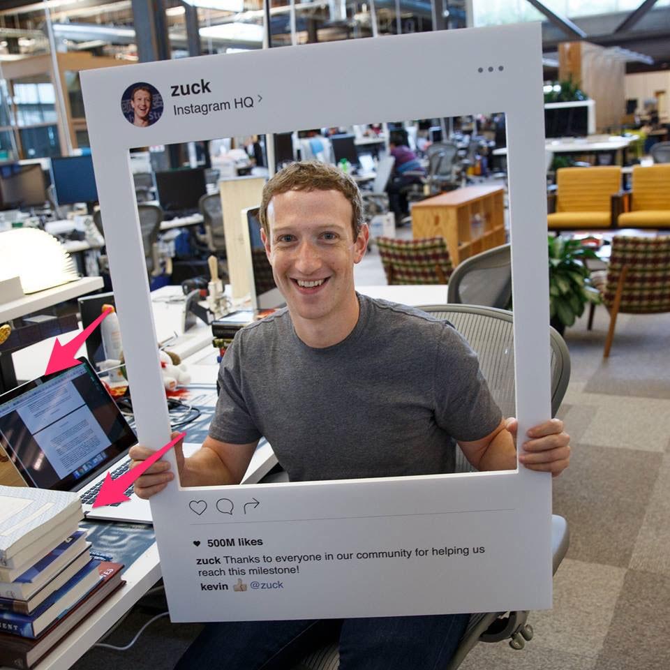 چرا زاکربرگ، مدیر فیسبوک دوربین و میکروفون لپتاپ خود را چسب کاری کرد / عکس