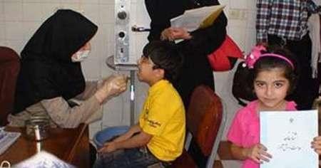 آغاز طرح سنجش سلامت جسمانی نوآموزان در همدان