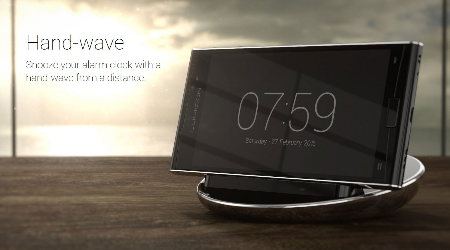 متفاوتترین گوشی هوشمند دنیا ساخت دانمارکیها را ببینید