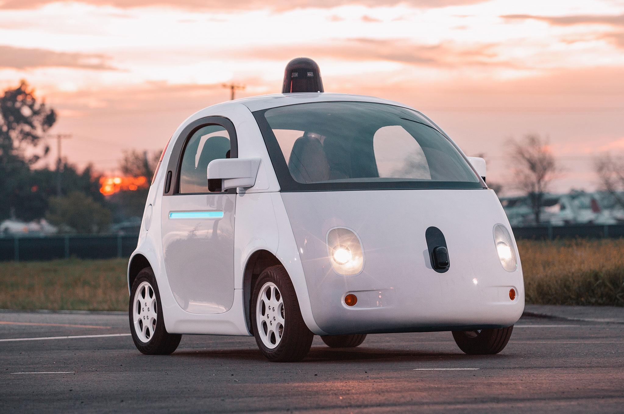 نگاهی به خودروی بدون راننده گوگل