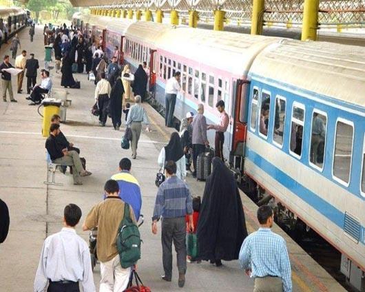 تاریخ فروش بلیت قطارهای مسافری رجا برای تابستان