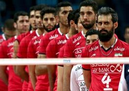 گزارش لحظه به لحظه از والیبال ایران و بلغارستان/شکست در ست اول