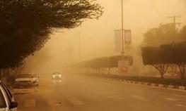 تداوم گرد و غبار در شرق و غرب/ وزش باد شدید در تهران و استان های مرکزی