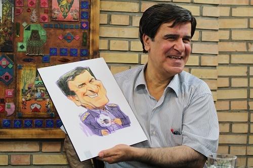 """با """"علیفر"""" از اعدام سرمربی رئال مادرید تا کاپلویی که سرهنگ قبولش ندارد!"""