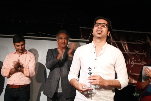 پنجمین جشنواره بازیگری سه نقطه برگزیدگانش را شناخت