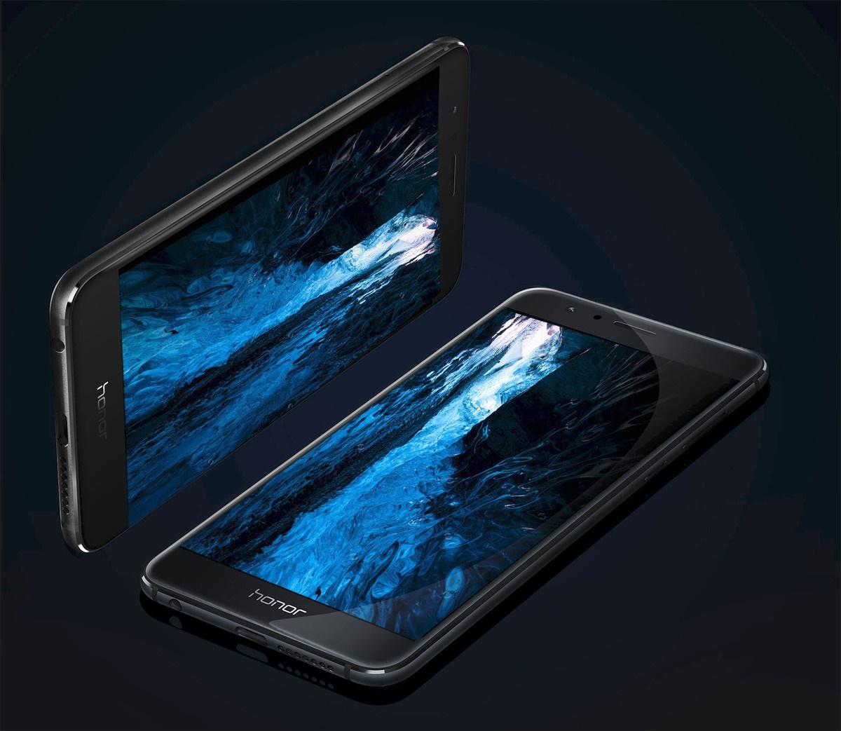 5 میلیون کاربر، علاقمند به خرید گوشی آنر 8 هوآوی / 16 آگوست ورود گوشی دو دوربینه به امریکا