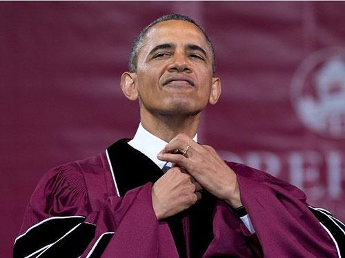 برای اولین بار یک رئیس جمهور آمریکا مقاله علمی نوشت/لینک مقاله  اوباما در مجله انجمن پزشکی آمریکا