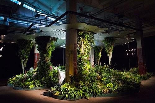ساخت اولین پارک زیرزمینی جهان یک قدم دیگر به واقعیت نزدیک شد/انتقال نور خورشید برای رشد گیاهان